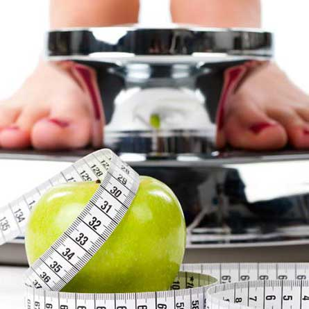 Mantenere il peso